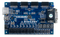 Top view product image of the Basys 2 Spartan-3E FPGA Trainer Board.