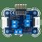 Top view product image of the Pmod DHB1: Dual H-bridge.