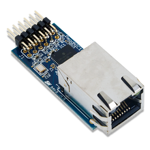 Pmod NIC100: Network Interface Controller product image.
