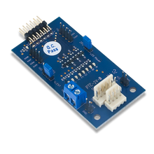 Pmod STEP: Stepper Motor Driver product image.