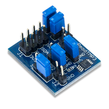 Pmod TMP3: Digital Temperature Sensor product image.