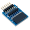 Pmod TPH: 6-pin Test Point Header product image.