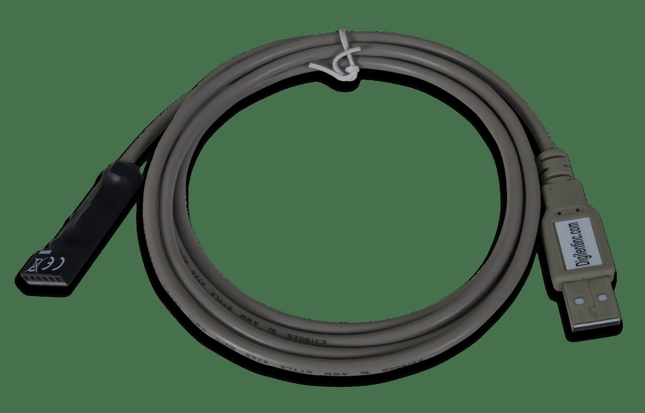 Jtag Usb Cable Digilent Debug Schematic Product Image