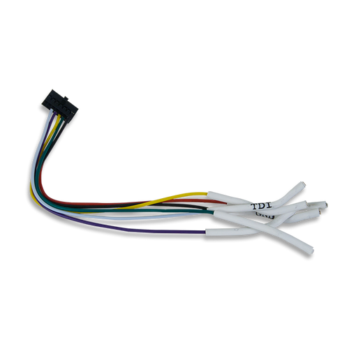 XUP Fly Wire Assembly, oblique.