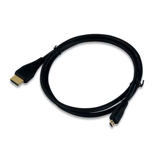 HDMI Cable (Type A to Type D Micro) - Digilent