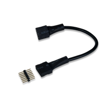 2x6 Pin Cable, oblique.