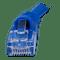 Cat 5E Ethernet Cable, front.