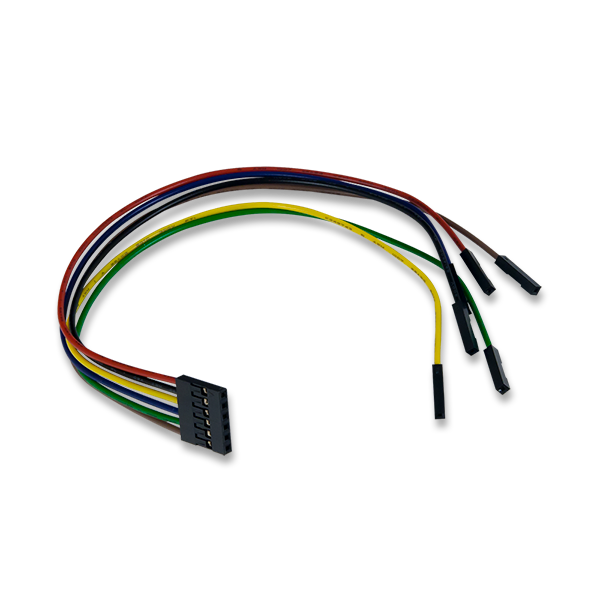 6-pin mte cable