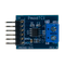 Top view product image of the Pmod TC1: K-Type Thermocouple Module.