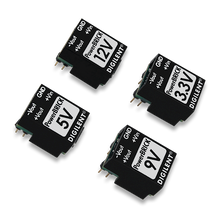 PowerBRICKS: Breadboardable Dual Output USB Power Supplies product image.