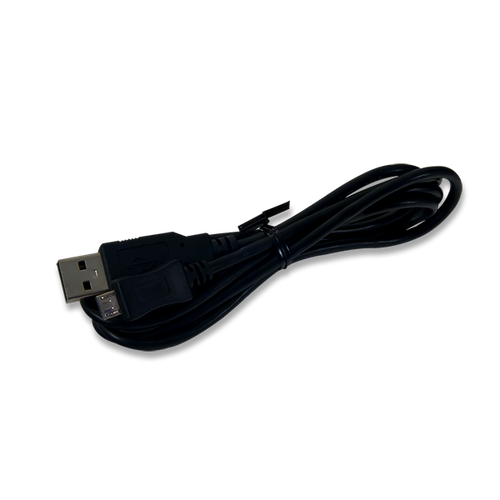 Product image of the USB A to Micro-B Cable.