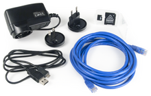 PYNQ-Z1 Accessory Kit: Recommended Addition for the PYNQ-Z1 Board image with the included products.