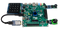 Product image of the Pmod included in the Nexys Video Pmod pack displaying the Pmods plugged in and in use withe the Nexys Video. The Nexys Vido is not included.