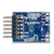 Top view product image of the Pmod NAV: 9-axis IMU Plus Barometer.