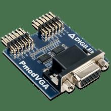 Pmod VGA: Video Graphics Array product image.