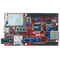 Top view product image of the WF32: WiFi Enabled PIC32 Microcontroller Board with Uno R3 Headers.