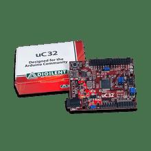 uC32 with box.
