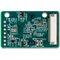 Bottom view product image of the Pcam 5C: 5 MP Fixed Focus Color Camera Module.