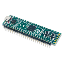 Cmod S6: Breadboardable Spartan-6 FPGA Module product image.