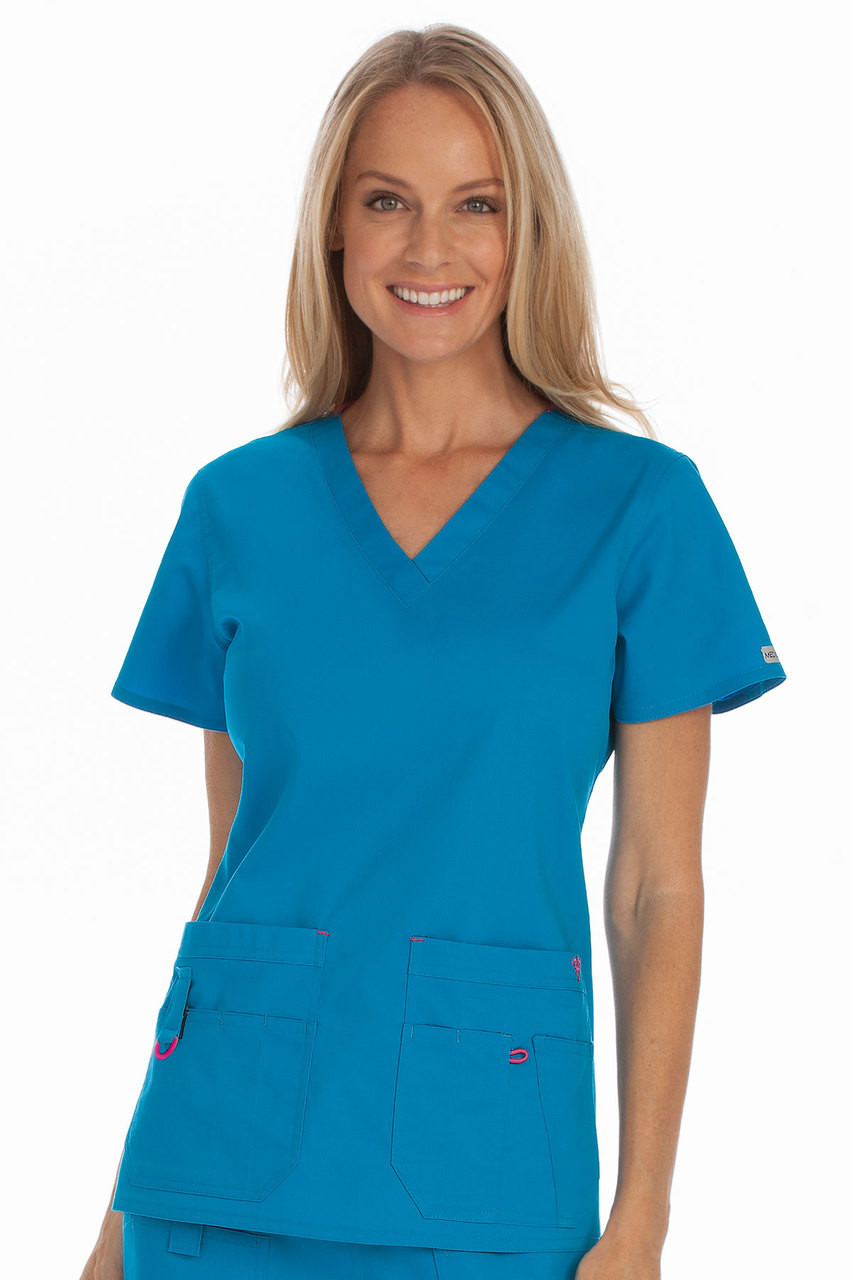 (8425) Med Couture Scrubs - Rescue Top