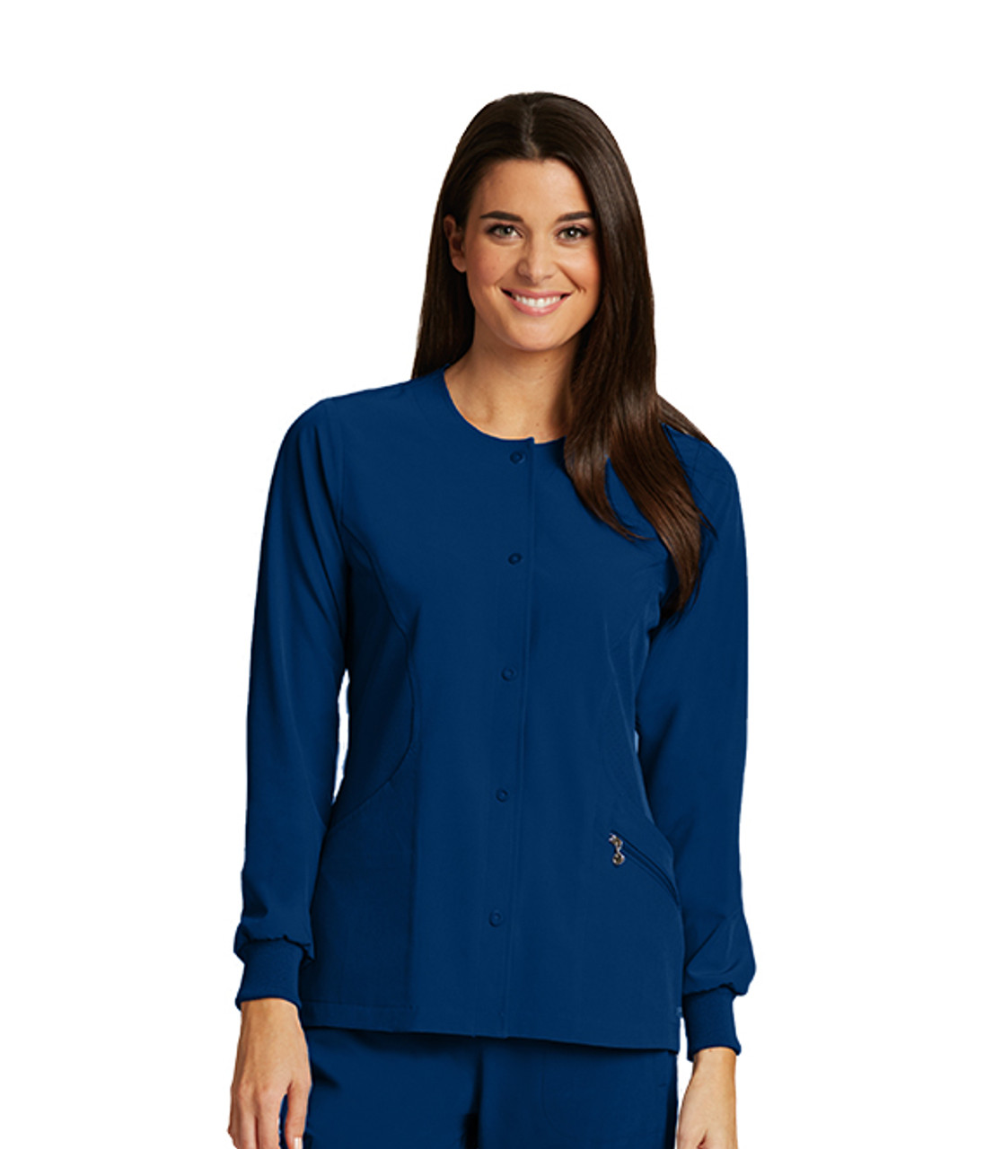 (5409) Barco One Scrubs - 4pkt Perforated Princesswarmup