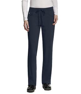 (2210P) - Grey's Anatomy Signature Scrubs - 5 Pocket Low Rise Drawstring Pant (Petite)