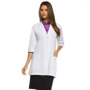 (2403) - Grey's Anatomy Signature Scrubs - 31 In 2 Pocket Lab 3 Qtr Tab Sleeve