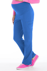(8727) Med Couture Activate Scrubs - Maternity Pant