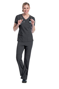 (9044) Urbane Ultimate Scrubs - JULIE CLASSIC 4-POCKET TUNIC