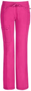 (1123AP) Infinity by Cherokee Scrubs - 1123A Low Rise Straight Leg Drawstring Pant (Petite)