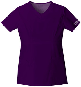 (24703) Cherokee Workwear Scrubs Core Stretch - 24703 V-Neck Top