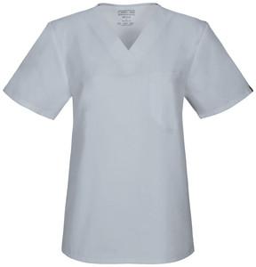 (34777A) Cherokee Workwear Scrubs WW Flex - Unisex V-Neck Top