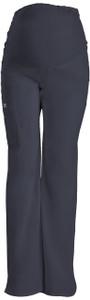 (4208) Cherokee Workwear Scrubs Core Stretch - 4208 Maternity Knit Waist Pull-On Pant