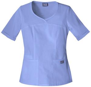(4746) Cherokee Workwear Scrubs Originals - 4746 V-Neck Top