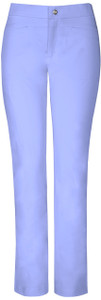 "(SA101AT) Sapphire Scrubs - ""Roma"" Low Rise Zip Fly Slim Pant (Tall)"