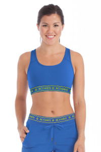(3059) Med Couture Activate Scrubs - Energy Sports Bra