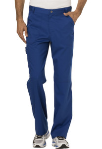 (WW140) Cherokee Workwear Revolution Scrubs - WW140 Mens Fly Front Pant