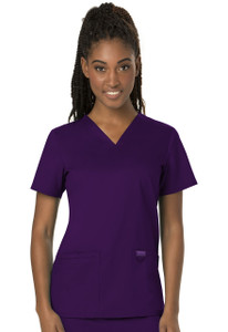 (WW620) Cherokee Workwear Revolution Scrubs - WW620 V-Neck Top