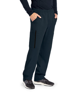 (0219T) Grey's Anatomy Impact Scrubs - Ascend Mens 6 Pocket Pant (Tall)