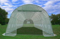 Greenhouse 33'x13' - Walk In Nursery (185 Pounds)
