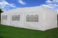 PE Tent - 10'x30' White Wedding Party Tent