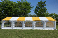32'x16' Budget PVC Wedding Party Tent Canopy Shelter - Color Tents