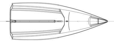 VX One Sailboat Plan Top