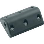 "Ronstan Batten Pocket End 8-10mm (5/16""-3/8"") Rod M10 Thread"