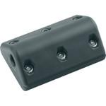 "Ronstan Batten Pocket End 12-14mm (1/2""-9/16"") Rod M10 Thread"