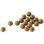"Ronstan Torlon balls 8mm (5/16"") dia. For S26 Traveller cars."