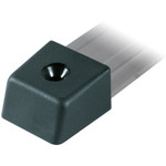 Ronstan Series 22 End Cap, Plastic, 30mm x 27mm