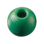 Ronstan Parrel Bead, Green, 25mm