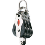 Ronstan Series 20 BB Block, Triple Becket
