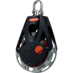 Ronstan Series 40 RTM Orbit Block, Manual, Single, Swivel